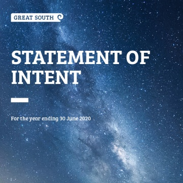 Great South - Statement of Intent
