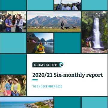 Six Monthly Report to 31 December 2020