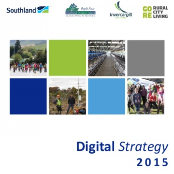 Southland Digital Strategy 2015