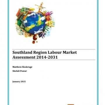 Southland Region Labour Market Assessment 2014 - 2031