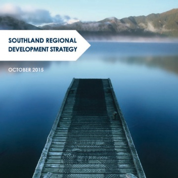 Southland Regional Development Strategy - 2015